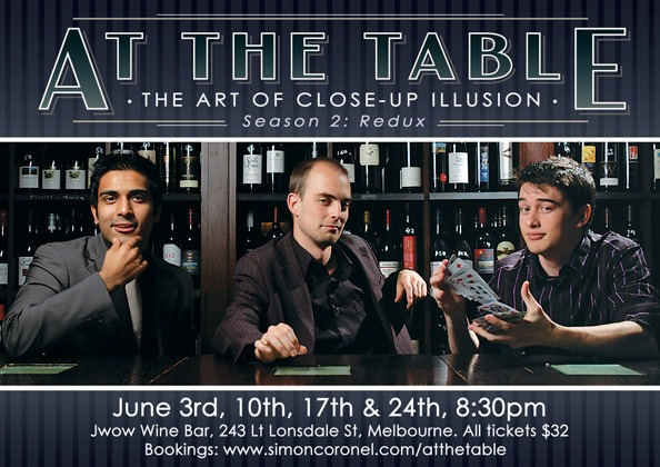 At The Table: Season Two
